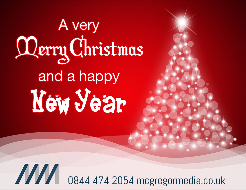 Merry Christmas from McGregor Media