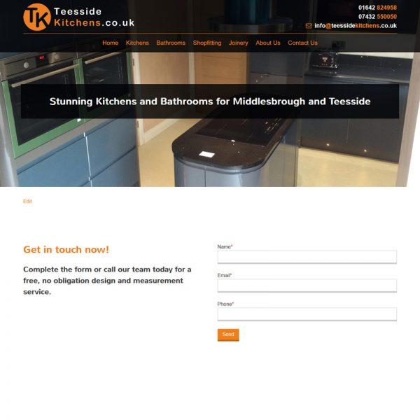 Teesside Kitchens