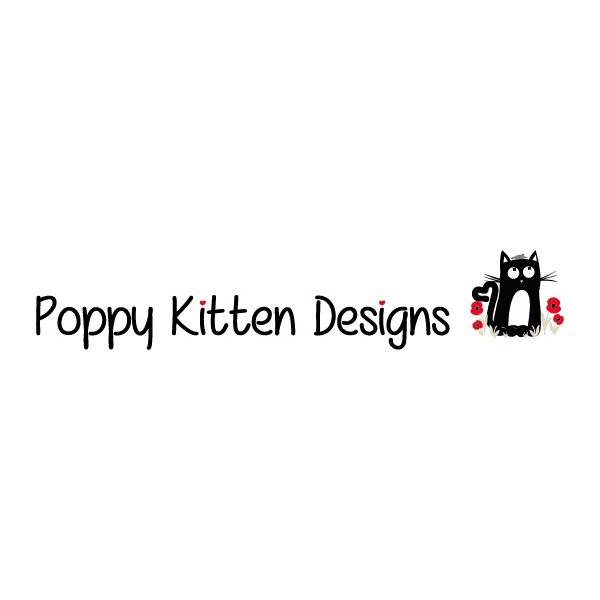 Poppy Kitten Designs logo