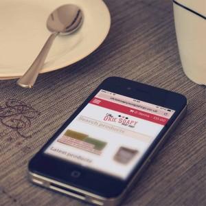 Responsive websites - iPhone