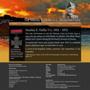 The Stanley E. Hollis V.C. Memorial Fund